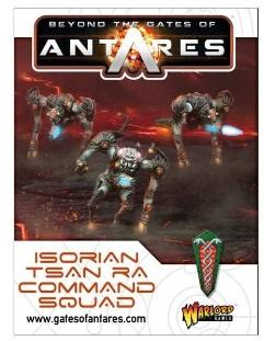Beyond The Gates Of Antares: (Isorian) Tsan Ra Command Squad