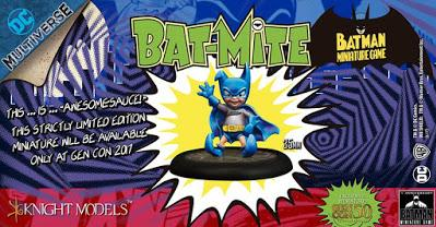 Batman Miniature Game: Bat Mite - GEN CON 50 Exclusive (LIMITED)