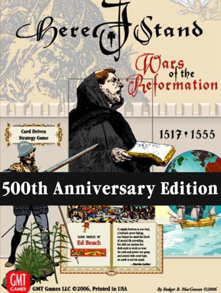 Here I Stand - 500th Anniversary Edition