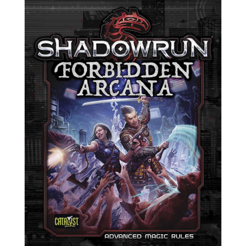 Shadowrun RPG: Forbidden Arcana - LIMITED EDITION
