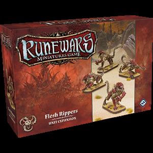 RuneWars: Uthuk Flesh Rippers Unit Expansion