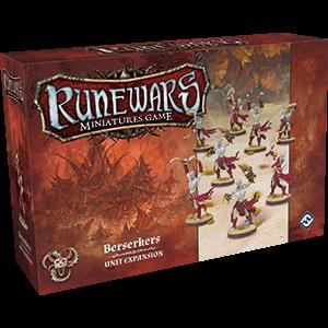 RuneWars: Uthuk Berserkers Unit Expansion
