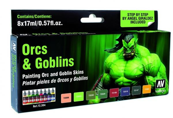 Game Color Series: Orcs & Goblins (Angel Giraldez) (8)