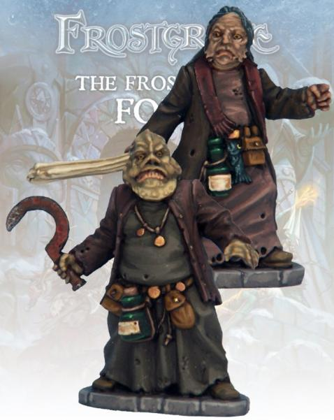 Frostgrave: Beastcrafter and Apprentice II