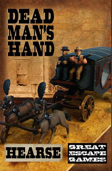 The Curse of Dead Man's Hand: The Hearse Boxed Set