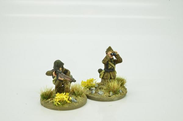 Iron Cross: Romanian Sniper Team - Summer Uniform