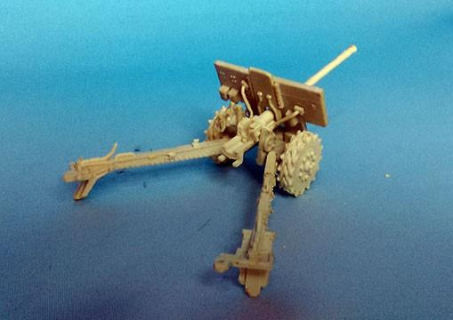 Iron Cross: Romanian 76mm Anti-tank Gun M1939 (F22)
