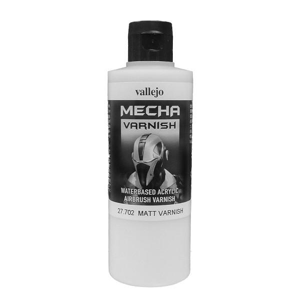 Varnishes: Mecha Matte Varnish (200 ml)