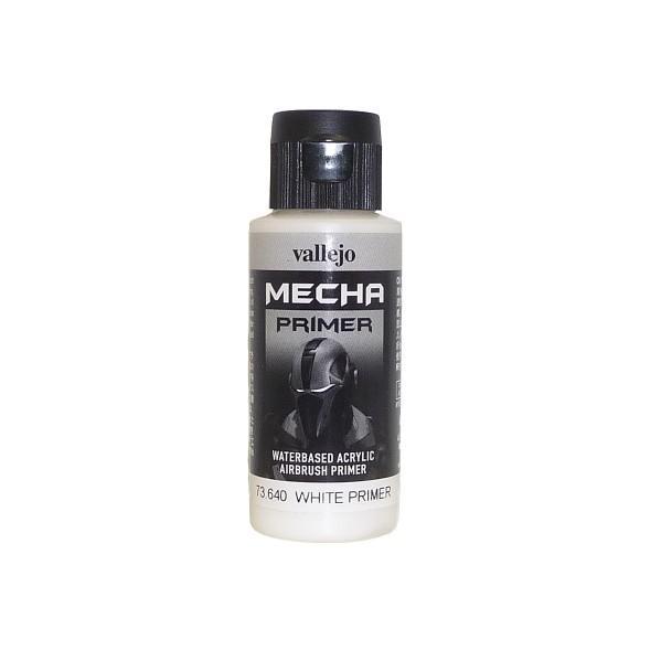 Surface Primer: (Mecha) White (60ml)