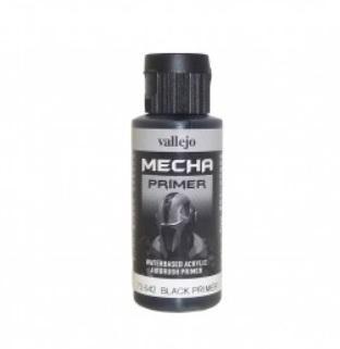 Surface Primer: (Mecha) Black (60ml)