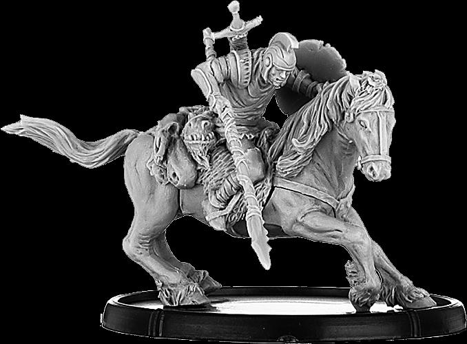 Darklands: Danilo Cruz, Beast Slayer of Cantabria on Horse