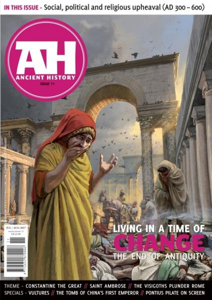 Ancient History Magazine: Issue #11