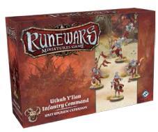 RuneWars: Uthuk Y'llan Infantry Command Unit Upgrade Expansion