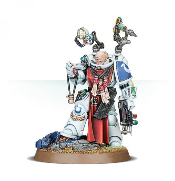 WH40K: Space Marines Primaris Apothecary