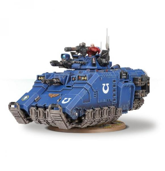Warhammer 40K: Space Marines Primaris Repulsor
