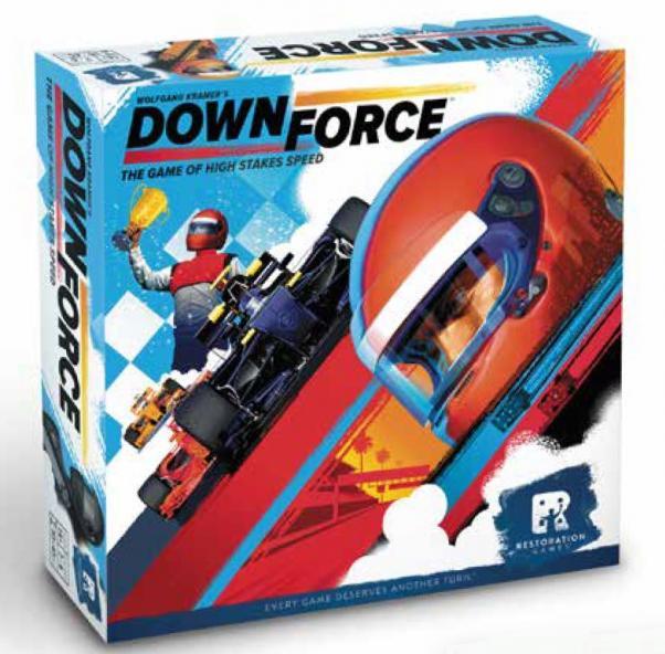 Downforce: Core Game