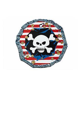 Pirate Shield, Pirate Red Stripe