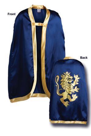 Knight Cape, Noble Knight, Blue