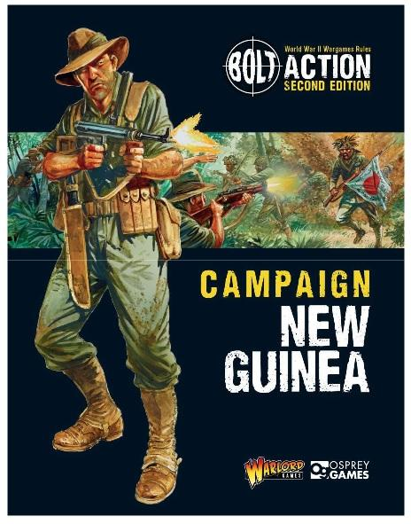 Bolt Action, 2nd Edition: Campaign New Guinea