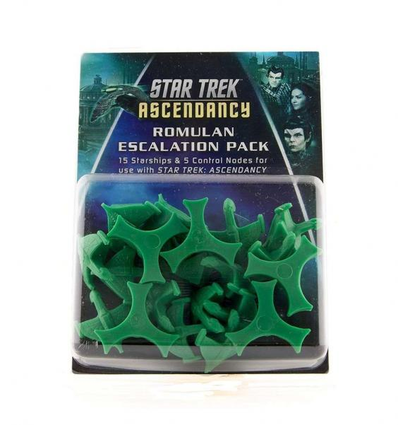 Star Trek Ascendancy: Romulan Escalation Pack (1)