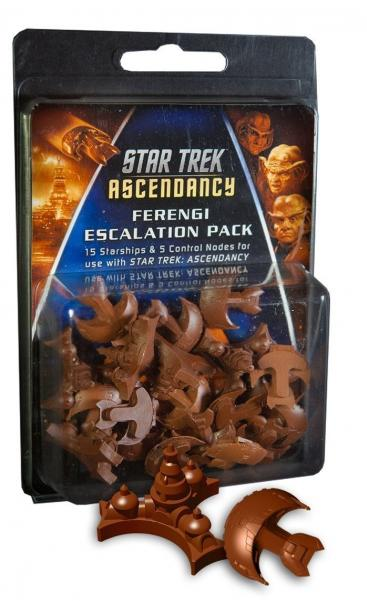 Star Trek Ascendancy: Ferengi Escalation Pack (1)