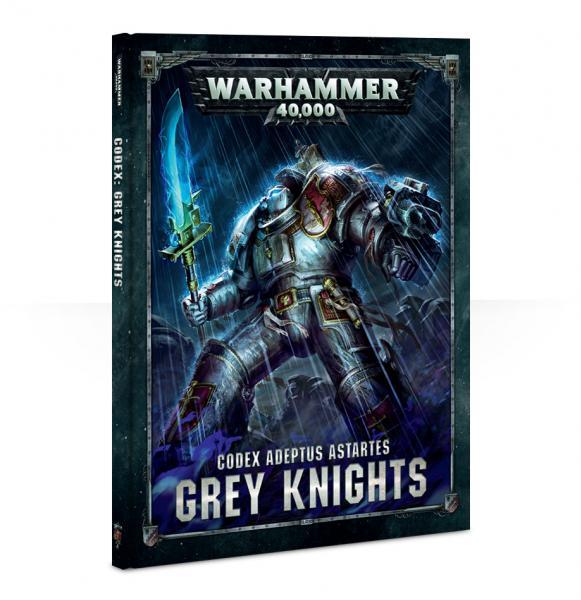 WH40K: Grey Knights Codex