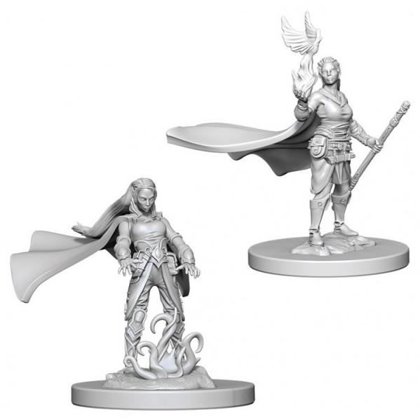 D&D Nolzurs Marvelous Unpainted Minis: Elf Female Druid