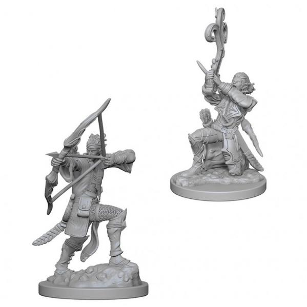 D&D Nolzurs Marvelous Unpainted Minis: Elf Male Bard