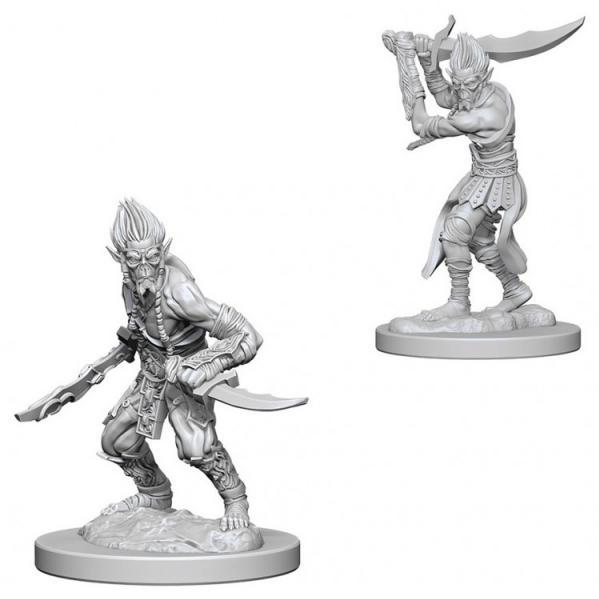 D&D Nolzurs Marvelous Unpainted Minis: Githyanki
