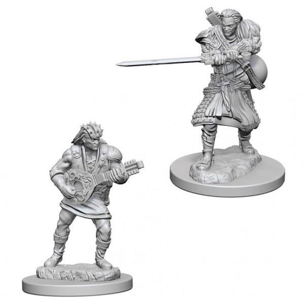 D&D Nolzurs Marvelous Unpainted Minis: Human Male Bard