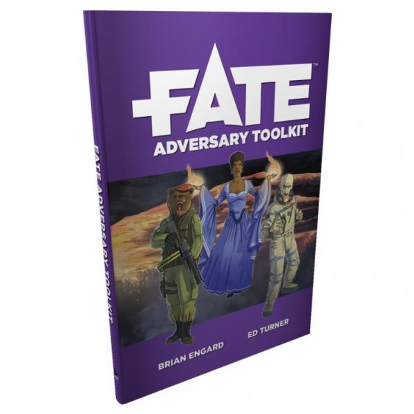 Fate RPG: Adversary Toolkit