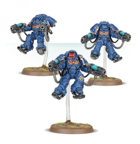 WH40K: SPACE MARINES PRIMARIS INCEPTORS