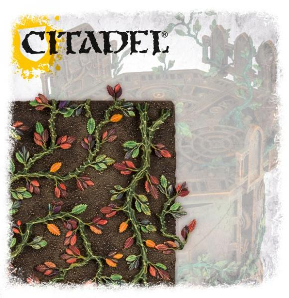 Citadel Terrain: CREEPING VINES