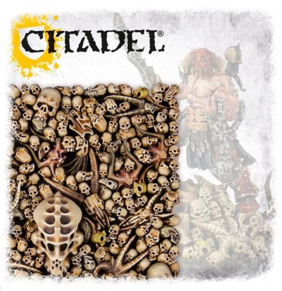 Citadel Terrain: Citadel Skulls