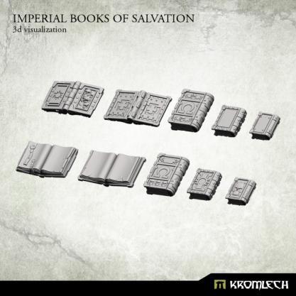 Conversion Bitz: Imperial Books of Salvation (10)