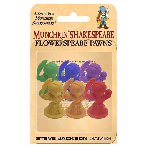 Munchkin Shakespeare: Flowerspeare Pawns