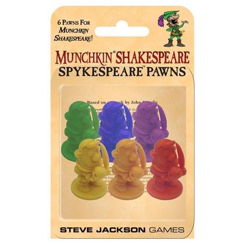 Munchkin Shakespeare: Spykespeare Pawns