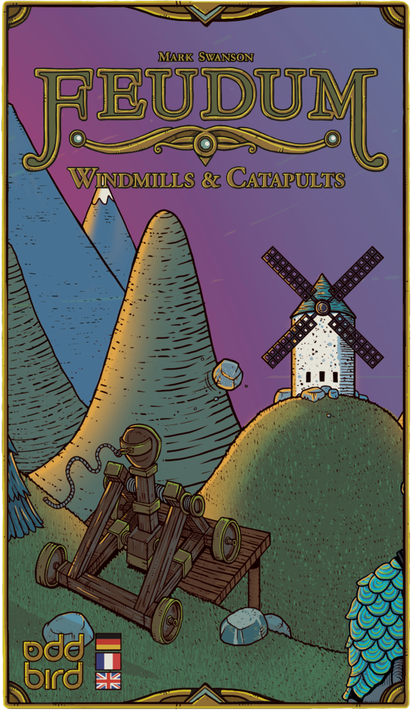 Feudum: Windmills & Catapults Expansion