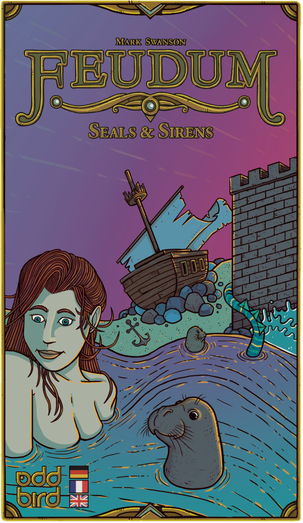 Feudum: Seals & Sirens Expansion