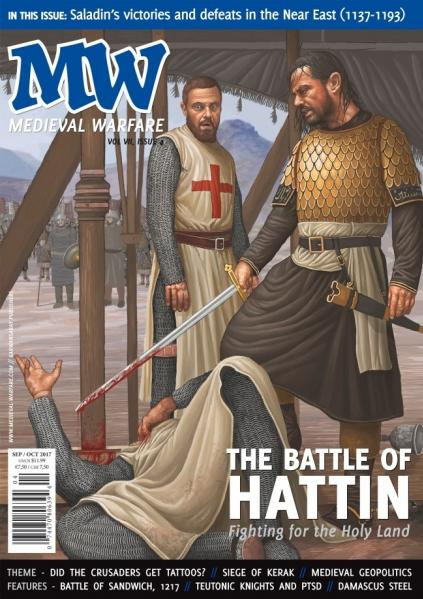 Medieval Warfare Magazine: Volume 7, Issue #4