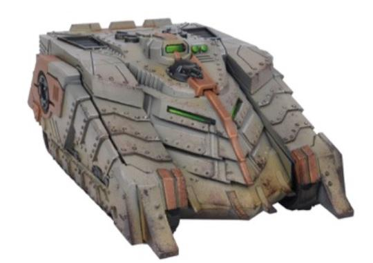 Deadzone, 2nd Edition: (Forge Father) Drakkar APC