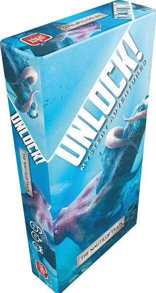 Unlock!: The Nautilus' Trap
