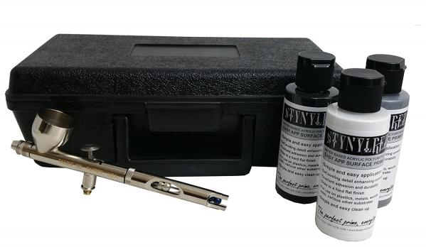 Airbrush: Badger Patriot 105 + STYNYLREZ Primers Airbrush Set