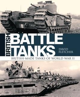 [General Military]  British Battle Tanks - British-made Tanks of World War II