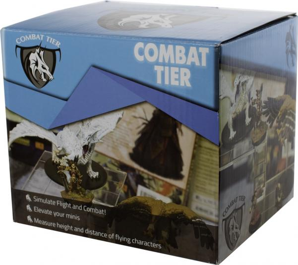Tinkered Tactics: Combat Tiers Base Set