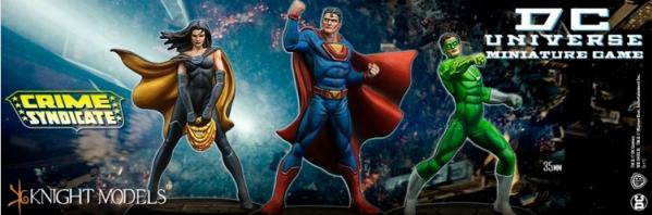 Knight Models DC Universe: CRIME SYNDICATE