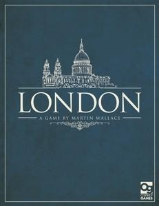 [Osprey Games]  Martin Wallace's London (2nd Edition)