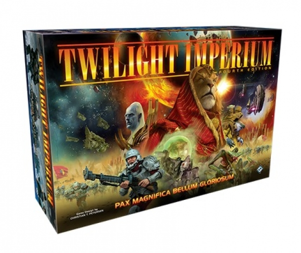 Twilight Imperium: Core Game