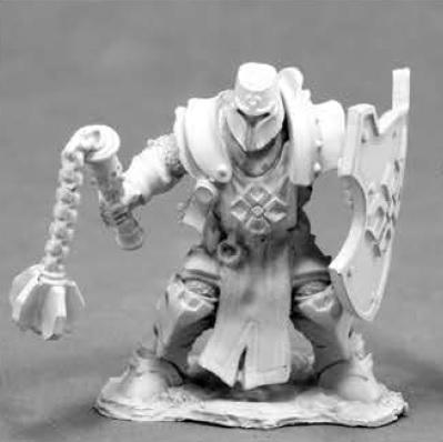Dark Heaven Legends: Crusader Swordsman (w/optional weapon)