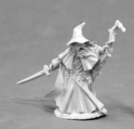 Dark Heaven Legends: Kenrik Thistlemoor, Wizard (1)